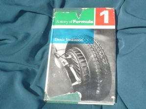 A STORY OF FORMULA ONE - Denis Jenkinson  (1960)